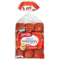 Sara Lee Sweet Hawaiian Rolls, 12 count, 15 oz