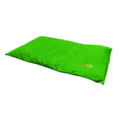 Hagen Dogit X-Gear Weather Tech Waterproof Dog Mat, Green, Medium