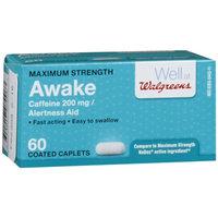 Walgreens Awake Alertness Aid Caplets