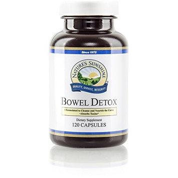Nature's Sunshine Products Bowel Detox (120) (Improved)