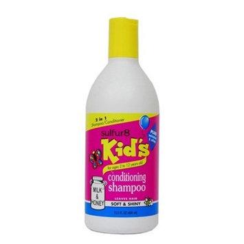 Sulfur 8 Sulfur8 Medicated Shampoo 11.5 Oz.