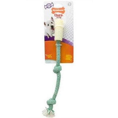 Nylabone Dura Toy Dental Rope Ring Dog Chew Toy
