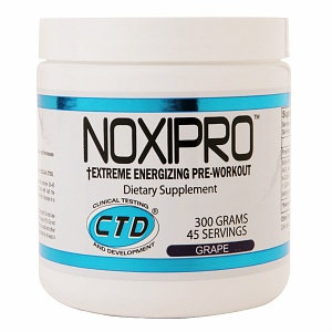 CTD Labs Noxipro Extreme Energizing Pre-Workout