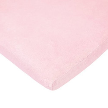 American Baby Company Heavenly Soft Chenille Fitted Changing Pad Cover for 1