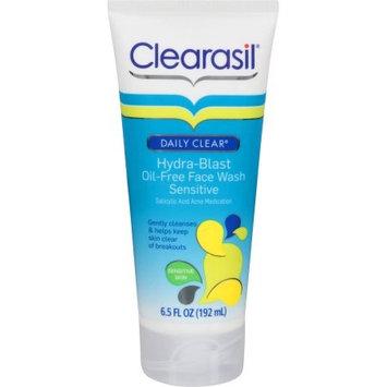 CLEARASIL® Daily Clear Hydra-blast Oil-Free Face Wash Sensitive