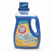 ARM & HAMMER™ Plus the Power of OxiClean Stain Fighters