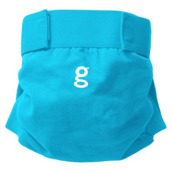 gDiapers gPants - Go Fish Blue, Large