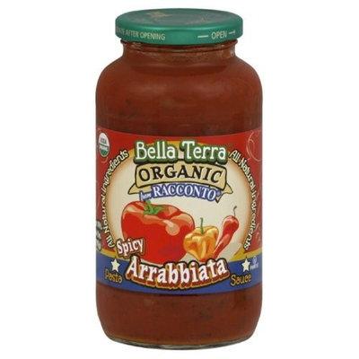 Bella Terra Pasta Sauce, Arrabiatta, 26-Ounce