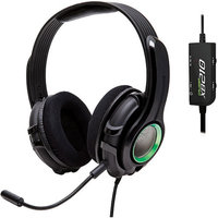 GamesterGear Cruiser XB210 2.1 Amplified Stereo Gaming Headset w/mic Black