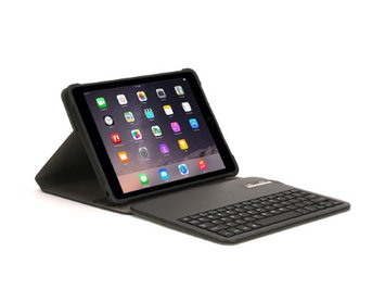 Griffin GB42240 Snapbook w Keyboard - Keyboard and folio case - Bluetooth - for Apple 9.7-inch iPad Pro iPad Air 2