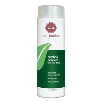 Zia Natural Skincare Zia Bamboo Exfoliant, 6.7 Ounce Bottle