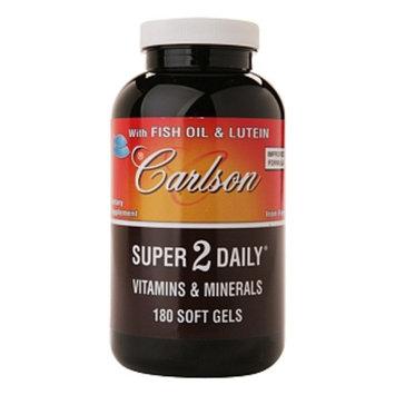 Carlson Super 2 Daily Vitamins & Minerals