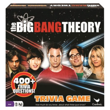 Cardinal Industries Cardinal The Big Bang Theory Fact or Fiction Game