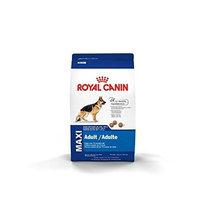 Royal Canin Dry Dog Food, Maxi Large Breed Adult Formula, 35-Pound Bag