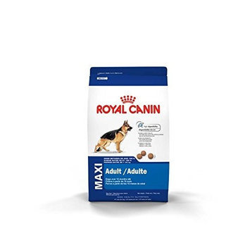 Royal Canin Dry Dog Food, Maxi Large Breed Adult Formula, 35-Pound Bag