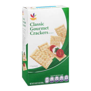 Ahold Classic Gourmet Crackers