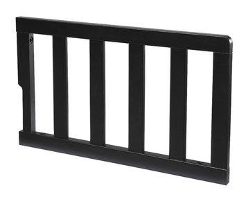 Delta Children Toddler Guardrail Finish: Black