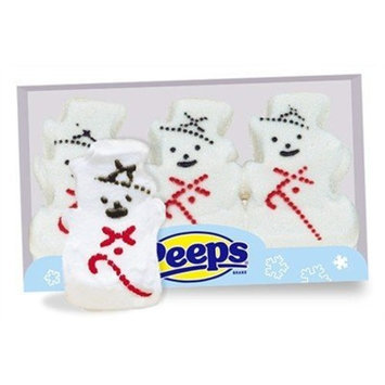JustBorn, Inc. Snowman Marshmallow Peeps