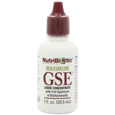 Nutribiotic Maximum GSE Liquid Concentrate 1 oz.