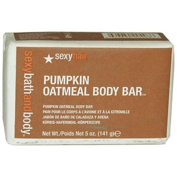Sexy Hair Concepts Sexy Bath and Body Pumpkin Oatmeal Body Bar Soap