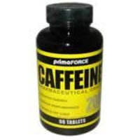Scivation Primaforce Caffeine, 200 mg, Tablets, 90 tablets