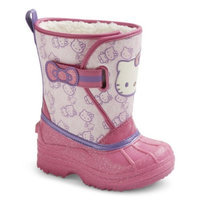 Toddler Girl's Hello Kitty Natalynn Boots - Pink S(5-6)