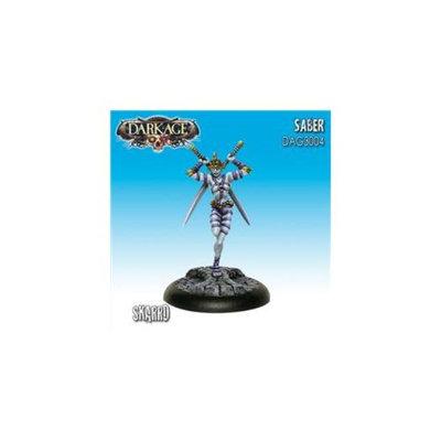 Dark Age Games 3004 Skarrd Saber, Miniatures And Miniature Games