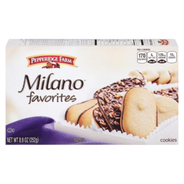 Pepperidge Farm® Milano® Favorites