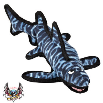Bret Michaels Pets RockTM Tuff Shark Dog Toy
