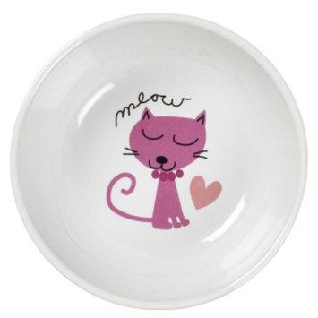 Whisker CityA Stylish Meow Cat Bowl