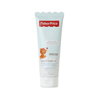 Fisher-Price Creamy Baby Oil