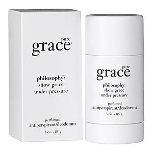 philosophy pure grace perfumed antiperspirant/deodorant