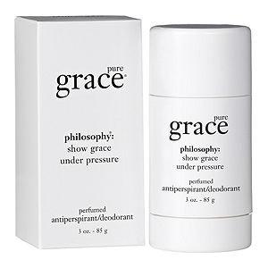 philosophy pure grace perfumed antiperspirant/deodorant