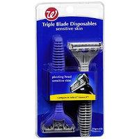 Walgreens Triple Blade Disposable Razors