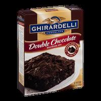 Ghirardelli Brownie Mix Double Chocolate