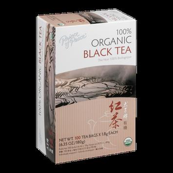 Prince of Peace 100% Organic Black Tea - 100 CT