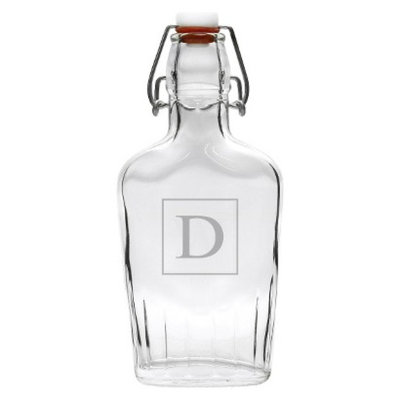 Cathy's Concepts Personalized Monogram Glass Dispenser - D