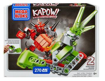 Toys 'r' Us Mega Bloks Kapow Bash vs Nitro Showdown