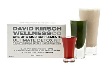 David Kirsch Wellness Co.  David Kirsch's 5-Day Detox