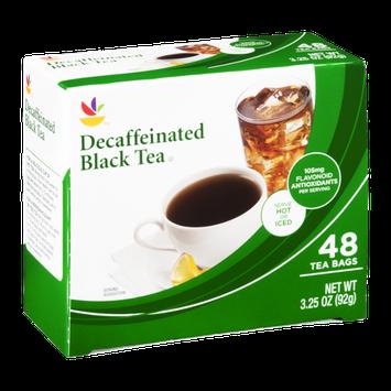 Ahold Black Tea Decaffeinated Tea Bags