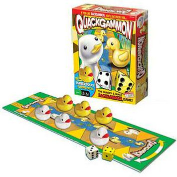 Endless Games Quackgammon Ages 6 and up, 1 ea