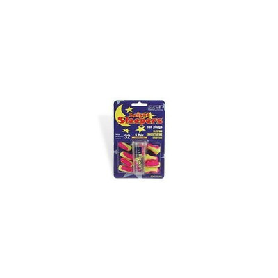 Howard Leight Leight Sleepers Ear Plugs - 5 pr