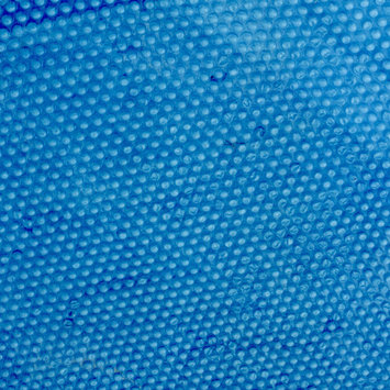 Swim N Play Inc. Heritage Pools Oval Air Bubble Solar Blanket Cover for Inground Pools