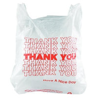 Inteplast Group Plastic Thank You Bags