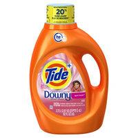 Tide Plus Downy April Fresh Scent HE Turbo Clean Liquid Laundry Detergent