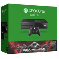 Microsoft Corp. Refurbished Xbox One 500GB Console - Gears of War: Ultimate Edition Bundle