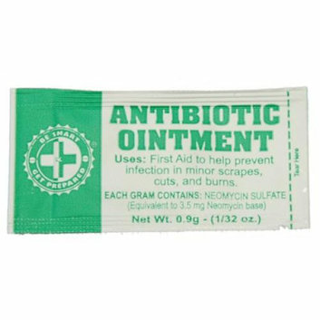 Guardian FAAO CS Antibiotic Ointment Packets - 100-Pack