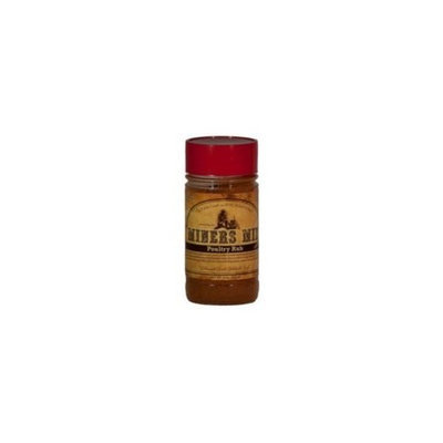 Miners Mix Poultry Seasoning and Rub, 6 Ounce