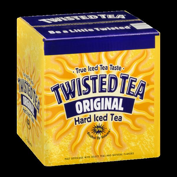 Twisted Tea Hard Iced Tea  - 12 CT