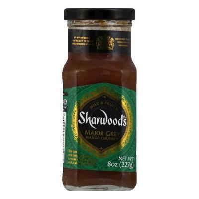 Sharwood's Sharwoods Major Grey Mango Chutney, 8 oz, - Pack of 6
